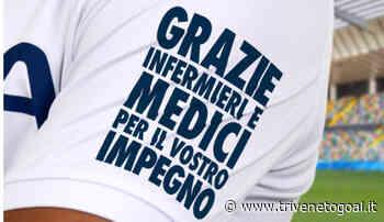 Udinese – Atalanta, patch sulle maglie dedicata a medici e infermieri: foto e dettagli - Trivenetogoal
