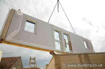 Race on for £2bn modular housing deals