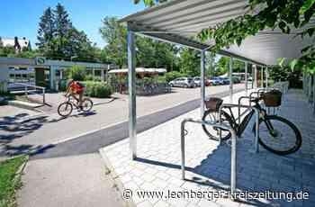 Radverkehr in Rutesheim: Ein geräumiger und sicherer Platz für Fahrräder - Rutesheim - Leonberger Kreiszeitung