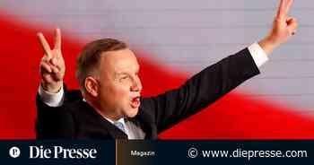 Andrzej Duda: Klarer, aber einsamer Sieger | DiePresse.com - Die Presse