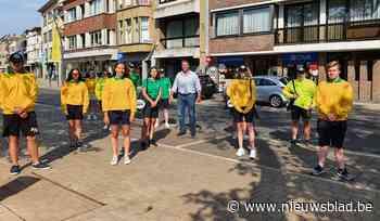 Coaches leiden circulatieplan in goede banen - Het Nieuwsblad