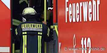 Zeuthen: Grillkohle löst Brand aus - Fahrlässige Brandstiftung - Märkische Allgemeine Zeitung