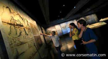 Musée de la Corse : Dans l'intimité de la citadelle de Corte - Corse-Matin