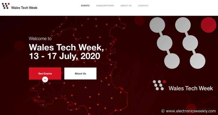 Keynotes and topics announced for first-ever Wales Tech Week
