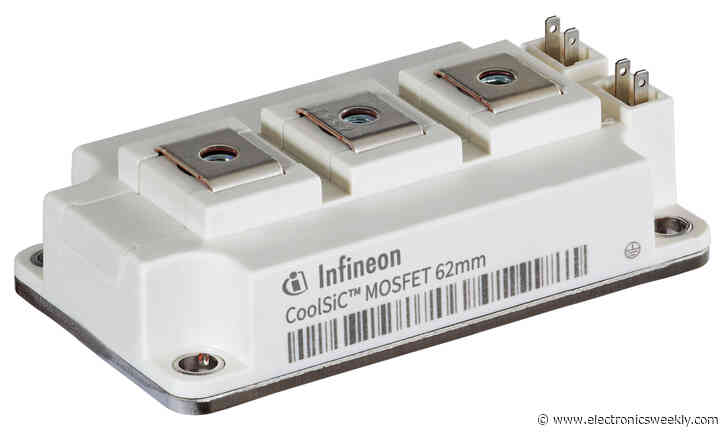 Infineon adds package to CoolSIC module family