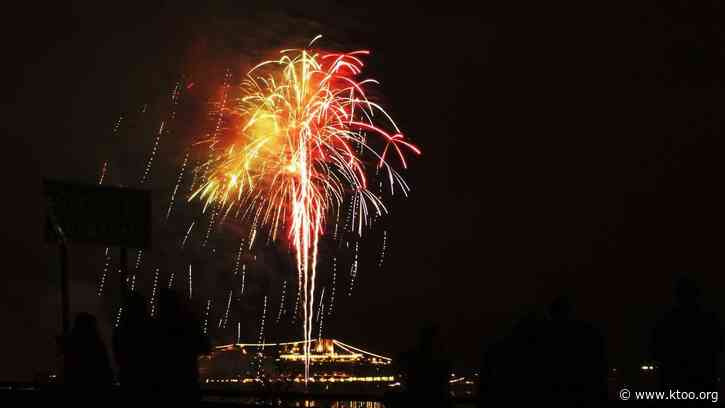 Juneau's fireworks show canceled after assembly fails to pass mask mandate