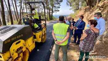 Mejora de un tramo de acceso a El Arenal - Avilared