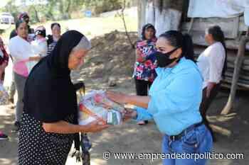 Wilma Zavala lleva programa de seguridad alimentaria a transportistas de Zacapu - Noticias Emprendedor Político