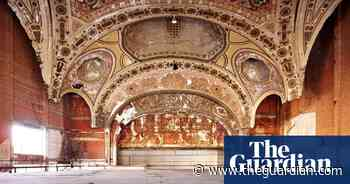 Put your hands up for Detroit! The city's opulent ruins – in pictures
