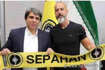 Técnico Vasco Évora segue pisadas dos compatriotas ao leme do Sepahan - Futebol365