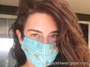 Fernanda Paes Leme revela que foi internada recentemente e que fará cirurgia - Gazetaweb.com