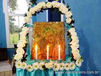 Aldeia Cachoeirinha realiza peregrinação da Nossa Senhora do Perpétuo Socorro - O Pantaneiro