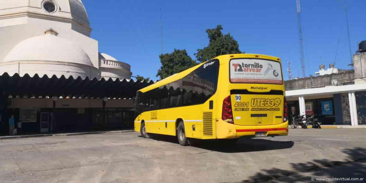 Horarios de Colectivos desde y hacia Rosario - Casilda Virtual