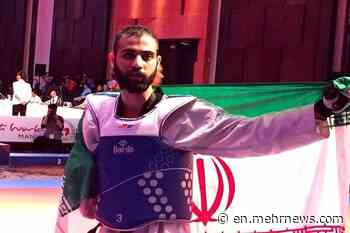 Iran's Pourrahnama maintains 3rd position in world para-taekwondo - Mehr News Agency - English Version
