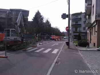 Via Frua a Saronno: cade della bici e finisce in ospedale - ilSaronno