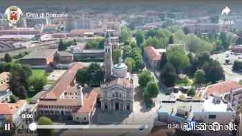 """""""Saronno è mondiale"""": video realizzato con il drone della pl per celebrare la patronale - ilSaronno"""