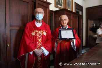 Saronno festeggia don Ceriani per i 40 anni di sacerdozio - Varese7Press