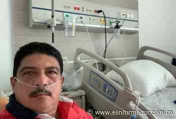 Alcalde de Sitionuevo, Magdalena, enfermo de coronavirus envía emotivo mensaje - El Informador - Santa Marta