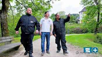 Situation im Kurpark Eslohe: Streifendienst zahlt sich aus - WP News