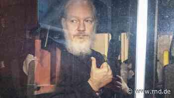 """Julian Assange: Folter und Corona - """"Ärzte für Assange"""" fordern Freilassung - RND"""