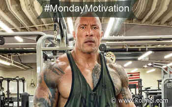 #MondayMotivation: Dwayne Johnson Had Just $5 In 1995 & Now He's The HIGHEST Paid Actor In Hollywood - Koimoi