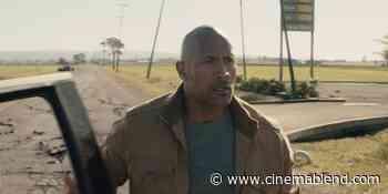 Dwayne Johnson's Photographer Makes Emotional Video Detailing The Star's Career - CinemaBlend