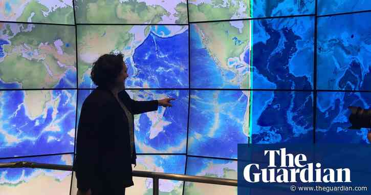 Earth's final frontier: the global race to map the entire ocean floor