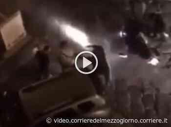Festa Coppa Italia, scippo motorino a Frattamaggiore e spari in aria - Corriere del Mezzogiorno