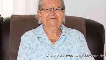 Albstadt: Mit über 60 Jahren fand sie in Albstadt eine neue Heimat - Albstadt - Schwarzwälder Bote