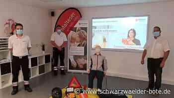 Albstadt: Malteser bieten jetzt Erste-Hilfe-Kurse an - Albstadt - Schwarzwälder Bote