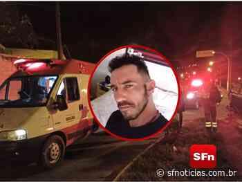 Homem morre em acidente de moto em Cantagalo - SF Notícias