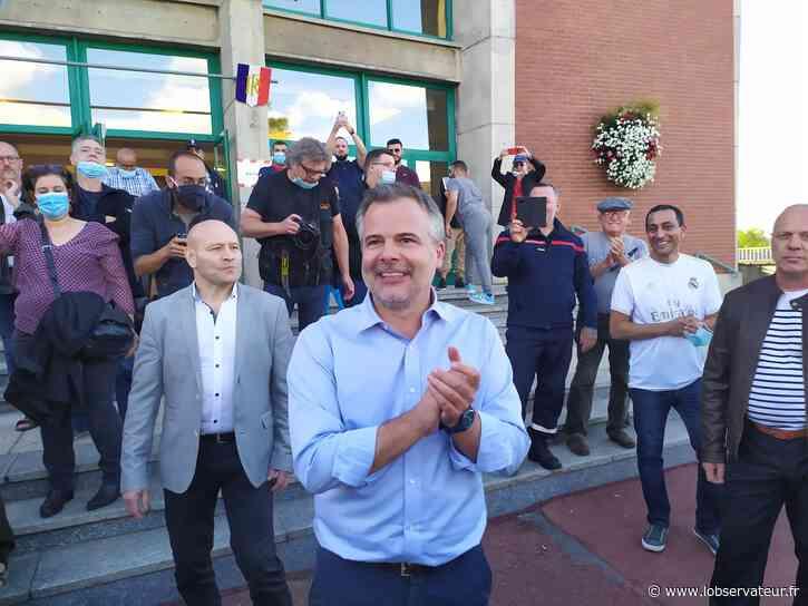 Stéphane Wilmotte est le nouveau maire d'Hautmont - L'Observateur