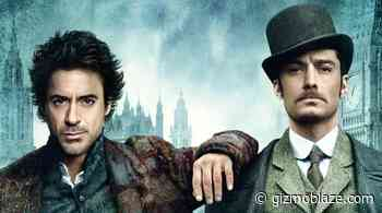 """""""Sherlock Holmes 3"""": Robert Downey Jr. and Jude Law are returning!! Read here to know Plot, Re ... - Gizmo Blaze"""