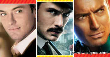 All Jude Law Movies Ranked by Tomatometer - News Lagoon - News Lagoon