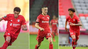 Drei Bayern-Spieler dabei: Die Debütanten nach dem Re-Start