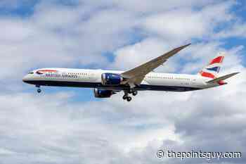 After months of delays, British Airways finally gets its first 787-10 - The Points Guy