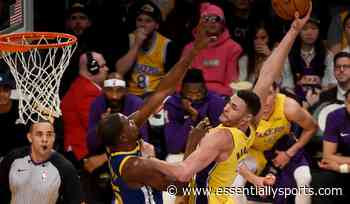THROWBACK: When Kevin Durant Was Posterized Three Times in a Single Game Against Los Angeles Lakers - Essentially Sports