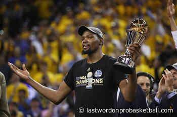 Last Word on Pro Basketball's Top 30 NBA Players: Kevin Durant - Last Word on Pro Basketball