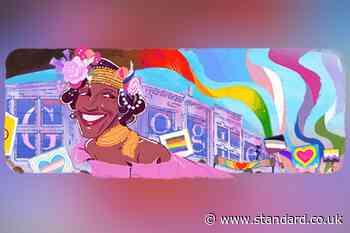 Who was Marsha P. Johnson? Today's Google Doodle celebrates the trans rights activist