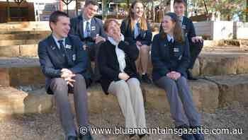 Blaxland High principal Nikki Tunica to retire - Blue Mountains Gazette