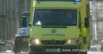 Pedestrian hit by car near St Austell - Cornwall Live