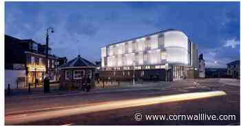 New £5.8 million centre for creative industries approved for Penzance - Cornwall Live