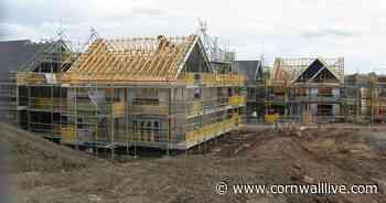 Controversial Tregenna Lane Camborne housing development approved after split vote - Cornwall Live