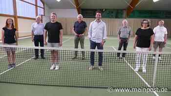 Tennisclub Rot-Weiß Mellrichstadt hat gewählt - Main-Post