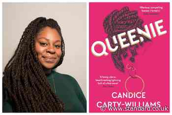 Candice Carty-Williams is first black author to win Book of the Year at the British Book Awards