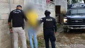 Policía Nacional y el Ministerio Público realizan allanamiento en Cativá de Colón - TVN Panamá