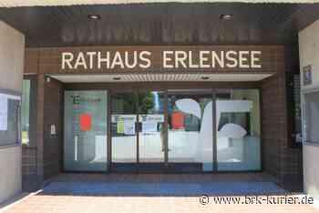 Erreichbarkeit der Bediensteten des Erlenseer Rathauses • Erlensee - Bruchköbeler Kurier