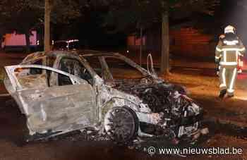 Auto volledig uitgebrand, opnieuw brandstichting in Menen?