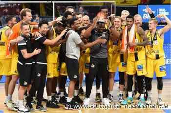 Ludwigsburg ist Vizemeister - Großes Kino im Basketball - Stuttgarter Nachrichten
