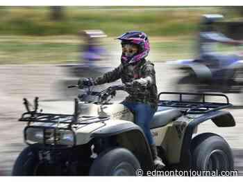 Eight kids hospitalized in ATV crashes in Edmonton this week - Edmonton Journal